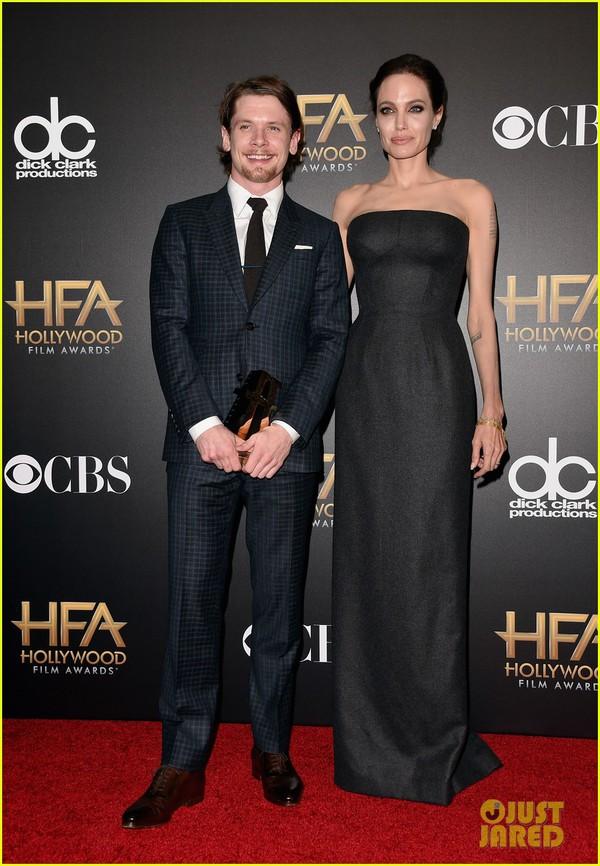 """Loạt siêu sao điện ảnh lộng lẫy dự """"Hollywood Film Awards 2014"""" 4"""