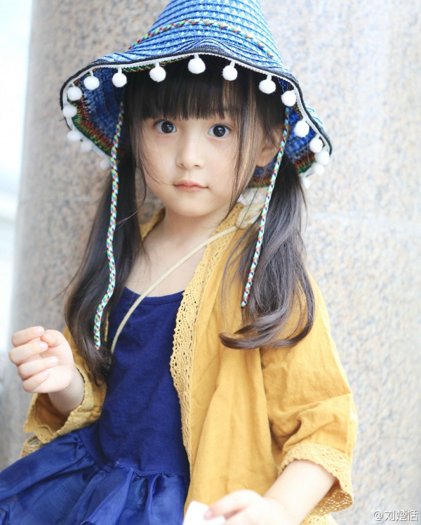 Phát sốt với vẻ đẹp hơn cả thiên thần của sao nhí 5 tuổi 2