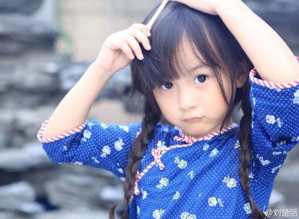 Phát sốt với vẻ đẹp hơn cả thiên thần của sao nhí 5 tuổi 4