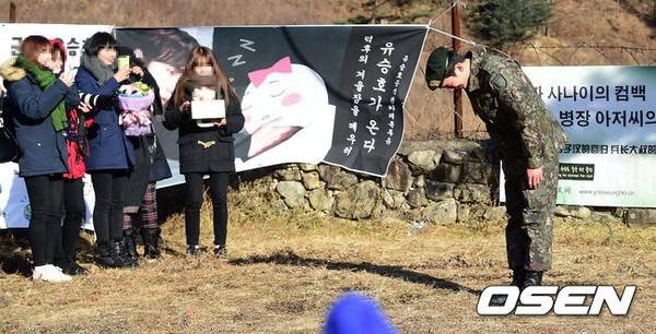 Yoo Seung Ho viết tâm thư xúc động gửi fan sau khi xuất ngũ 3