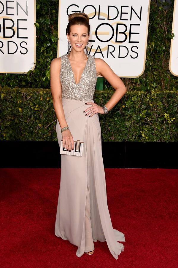 Loạt sao Hollywood đẹp lung linh tại lễ trao giải Quả Cầu Vàng 2015 21