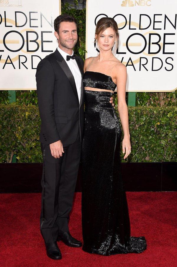 Loạt sao Hollywood đẹp lung linh tại lễ trao giải Quả Cầu Vàng 2015 1