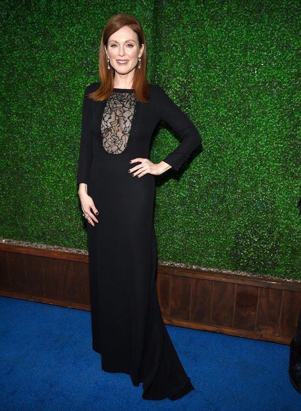 "Angelina Jolie đọ sắc Jennifer Aniston tại ""Critics' Choice Movie Awards"" 13"