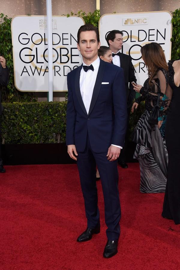 Loạt sao Hollywood đẹp lung linh tại lễ trao giải Quả Cầu Vàng 2015 3