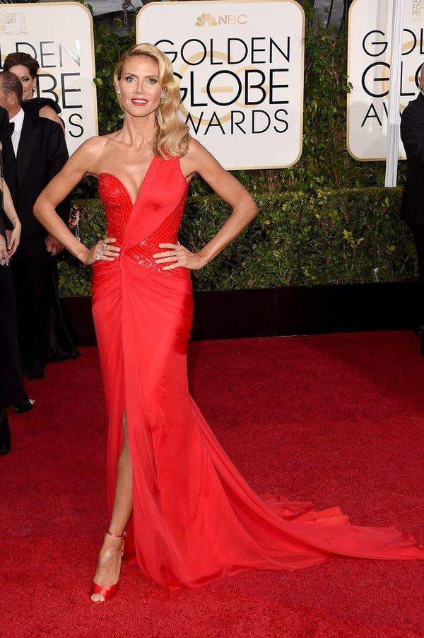 Loạt sao Hollywood đẹp lung linh tại lễ trao giải Quả Cầu Vàng 2015 4