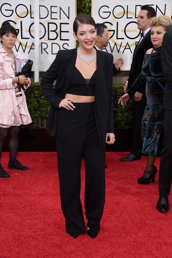 Loạt sao Hollywood đẹp lung linh tại lễ trao giải Quả Cầu Vàng 2015 6