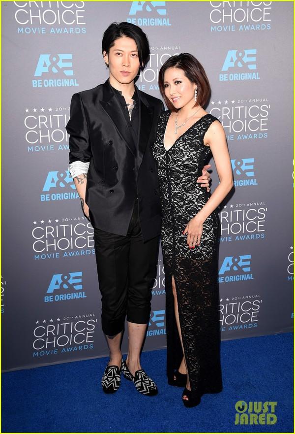 "Angelina Jolie đọ sắc Jennifer Aniston tại ""Critics' Choice Movie Awards"" 15"