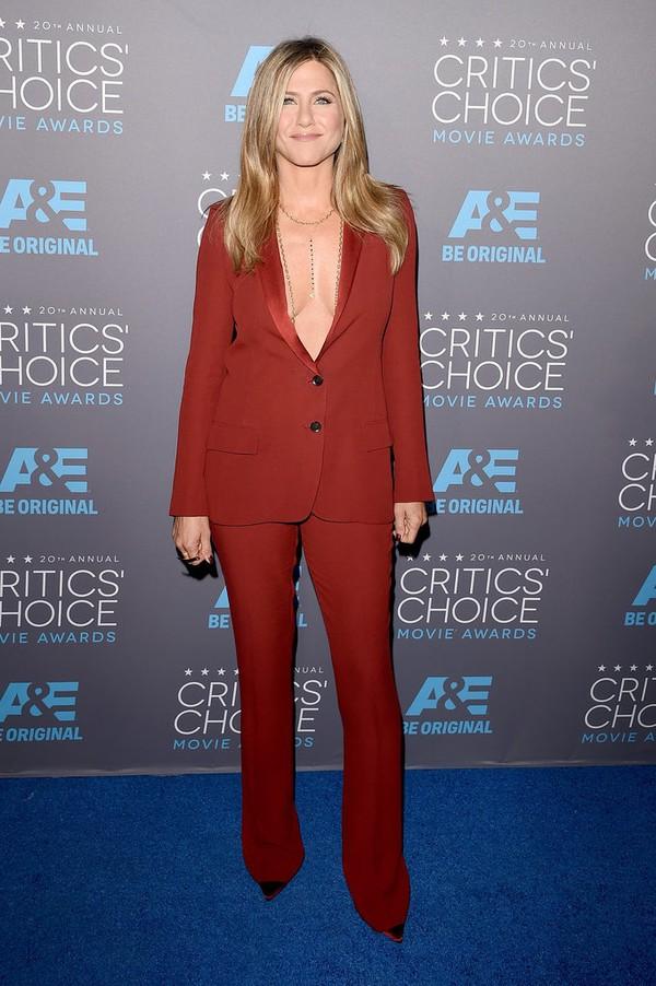 "Angelina Jolie đọ sắc Jennifer Aniston tại ""Critics' Choice Movie Awards"" 2"