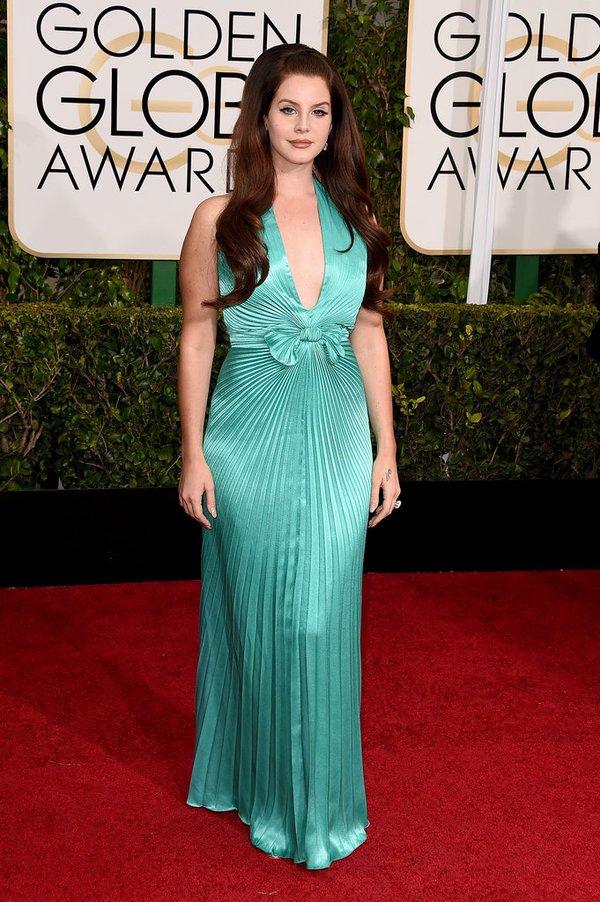 Loạt sao Hollywood đẹp lung linh tại lễ trao giải Quả Cầu Vàng 2015 8