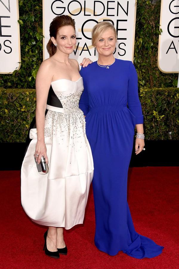 Loạt sao Hollywood đẹp lung linh tại lễ trao giải Quả Cầu Vàng 2015 10
