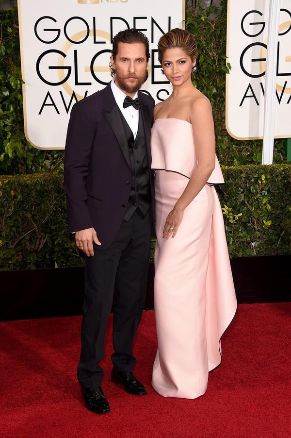 Loạt sao Hollywood đẹp lung linh tại lễ trao giải Quả Cầu Vàng 2015 18