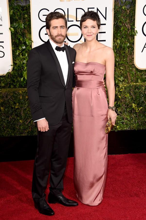 Loạt sao Hollywood đẹp lung linh tại lễ trao giải Quả Cầu Vàng 2015 26