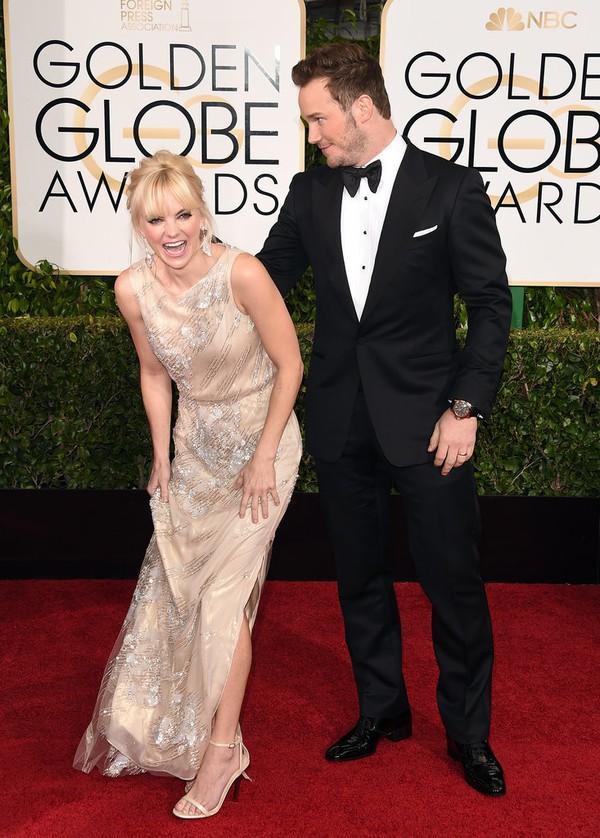 Loạt sao Hollywood đẹp lung linh tại lễ trao giải Quả Cầu Vàng 2015 19