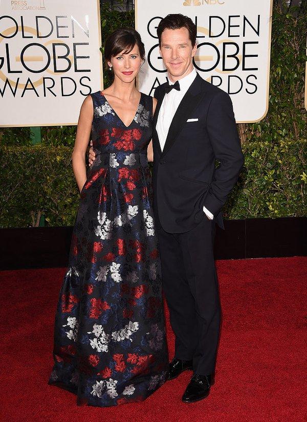 Loạt sao Hollywood đẹp lung linh tại lễ trao giải Quả Cầu Vàng 2015 11