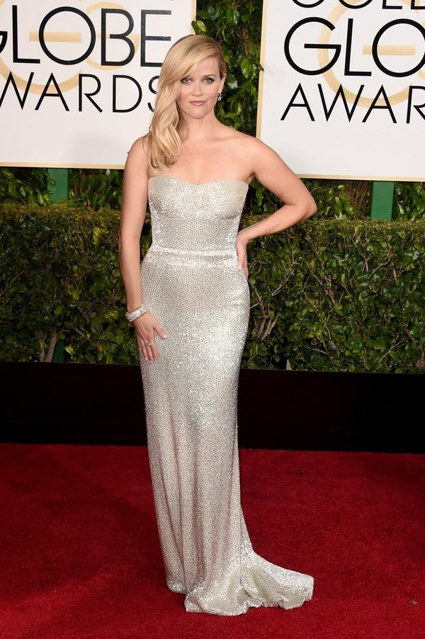 Loạt sao Hollywood đẹp lung linh tại lễ trao giải Quả Cầu Vàng 2015 27