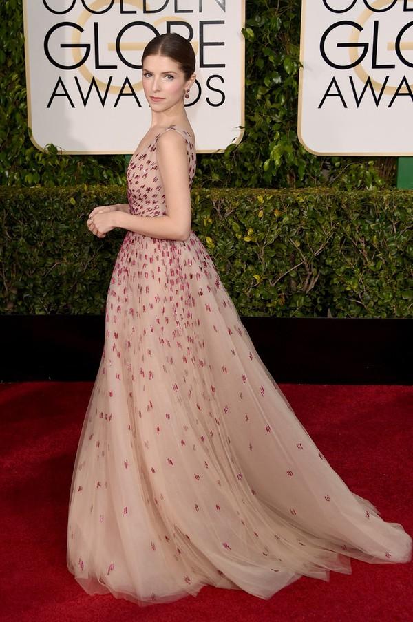 Loạt sao Hollywood đẹp lung linh tại lễ trao giải Quả Cầu Vàng 2015 28