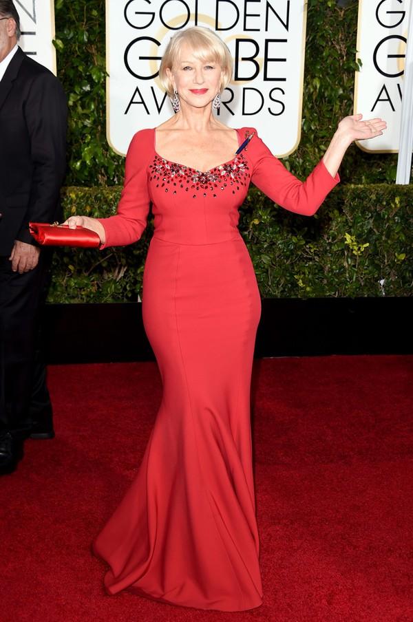 Loạt sao Hollywood đẹp lung linh tại lễ trao giải Quả Cầu Vàng 2015 29