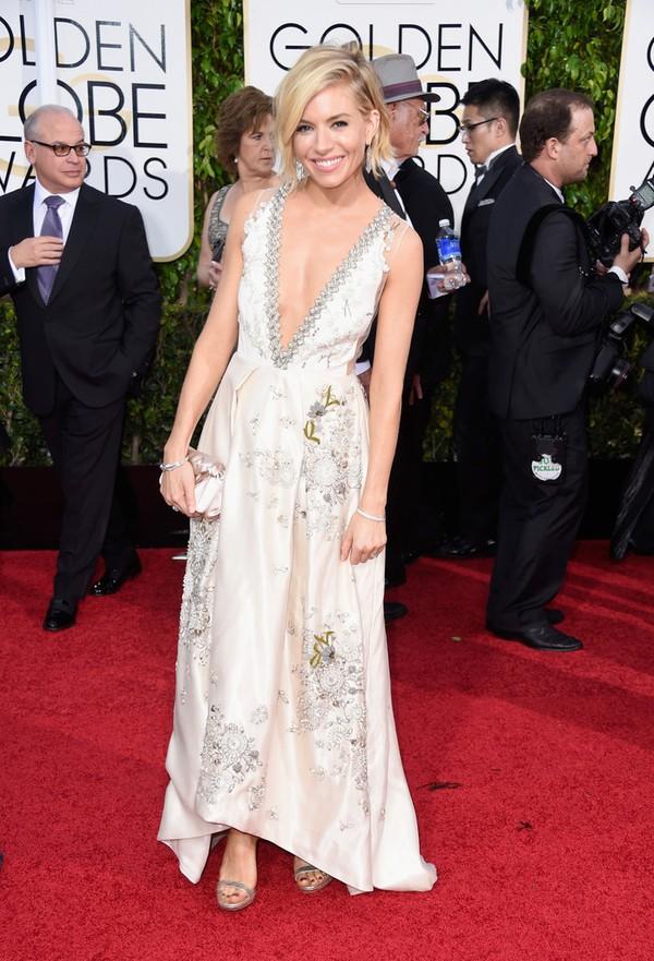 Loạt sao Hollywood đẹp lung linh tại lễ trao giải Quả Cầu Vàng 2015 30