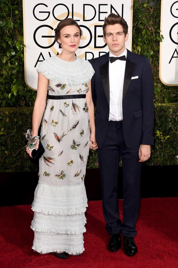 Loạt sao Hollywood đẹp lung linh tại lễ trao giải Quả Cầu Vàng 2015 31