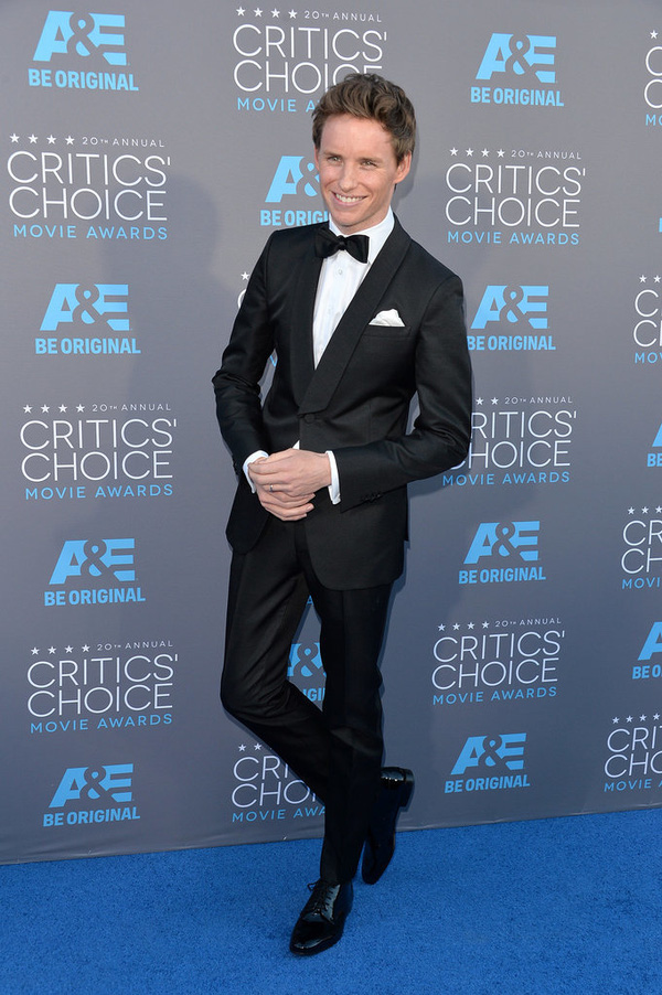 "Angelina Jolie đọ sắc Jennifer Aniston tại ""Critics' Choice Movie Awards"" 19"