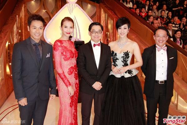 Tân Hoa hậu Quốc tế Trung Quốc 2015 bị chê da đen, xồ xề 7