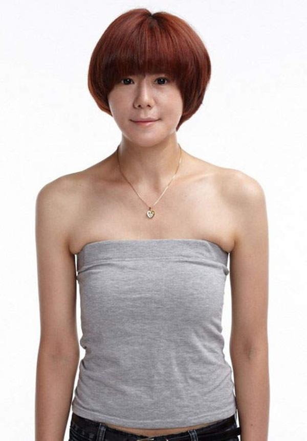 Hàn Quốc: Cô gái xấu xí bỗng chốc trở thành người đẹp 11