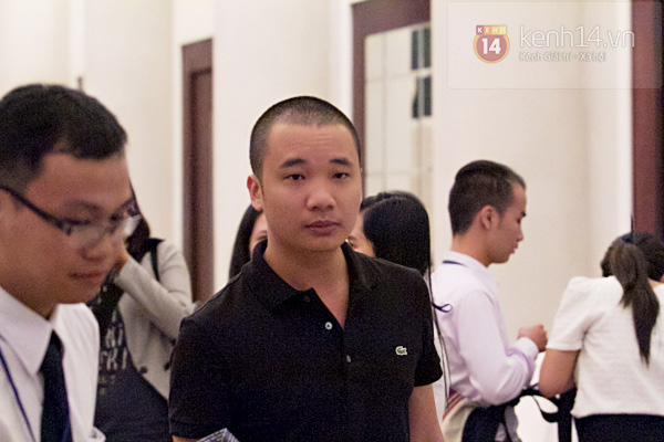 """Nguyễn Hà Đông trở thành tâm điểm chú ý với phần trả lời """"siêu ngắn - siêu cá tính"""" 12"""