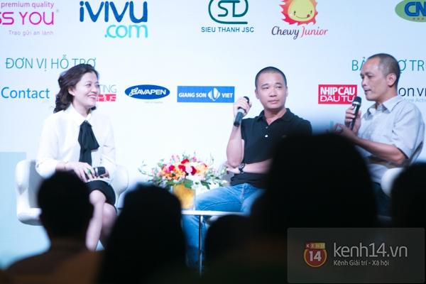 """Nguyễn Hà Đông trở thành tâm điểm chú ý với phần trả lời """"siêu ngắn - siêu cá tính"""" 5"""