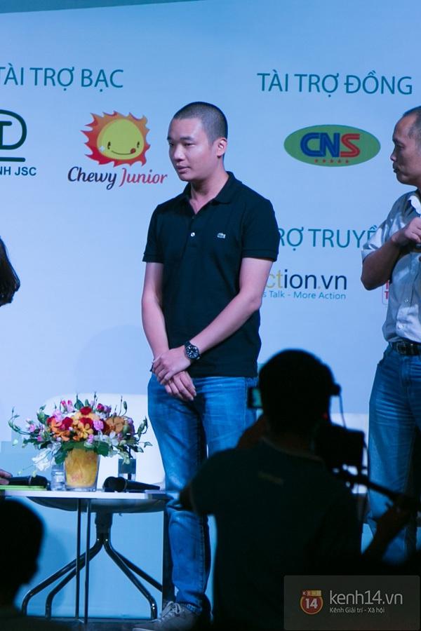 """Nguyễn Hà Đông trở thành tâm điểm chú ý với phần trả lời """"siêu ngắn - siêu cá tính"""" 1"""