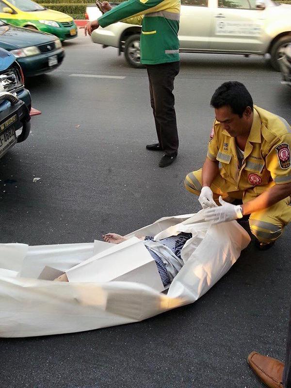 Bạn bè quyên góp để đưa thi thể cô gái người Việt bị xe tông ở Thái Lan về quê 1