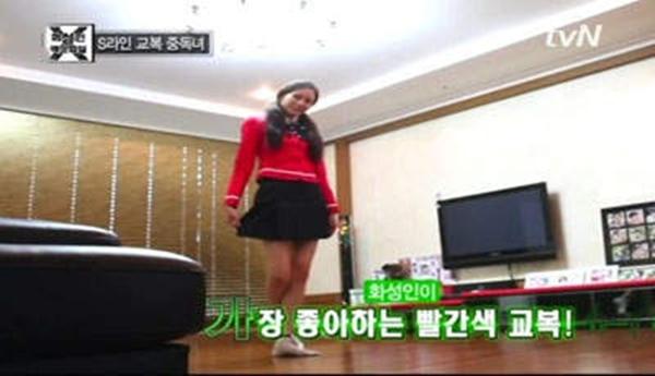 Hàn Quốc: Người đẹp quanh năm mặc... đồng phục học sinh 6