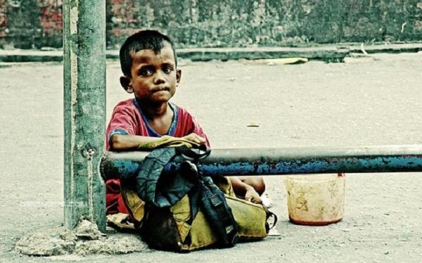 Những hình ảnh giật mình về nạn đói và sự lãng phí 1