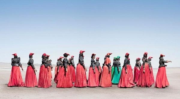 """Thăm bộ tộc châu Phi ăn mặc """"sành điệu"""" như fashionista 1"""