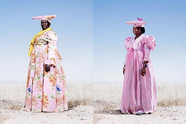 """Thăm bộ tộc châu Phi ăn mặc """"sành điệu"""" như fashionista 2"""