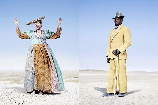 """Thăm bộ tộc châu Phi ăn mặc """"sành điệu"""" như fashionista 3"""