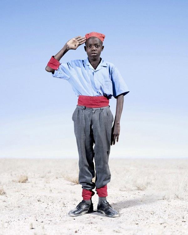 """Thăm bộ tộc châu Phi ăn mặc """"sành điệu"""" như fashionista 5"""
