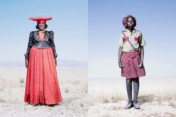 """Thăm bộ tộc châu Phi ăn mặc """"sành điệu"""" như fashionista 8"""