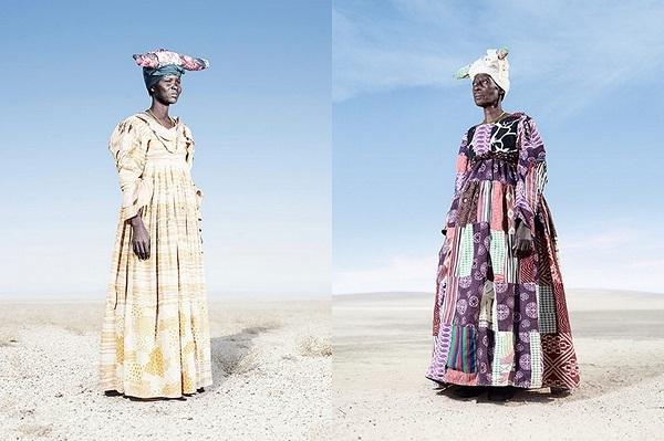"""Thăm bộ tộc châu Phi ăn mặc """"sành điệu"""" như fashionista 9"""