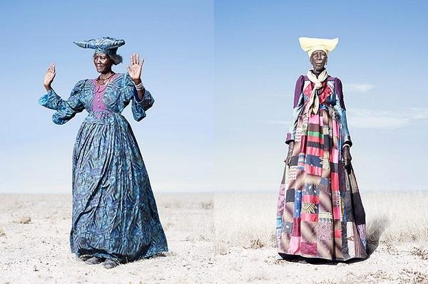 """Thăm bộ tộc châu Phi ăn mặc """"sành điệu"""" như fashionista 10"""