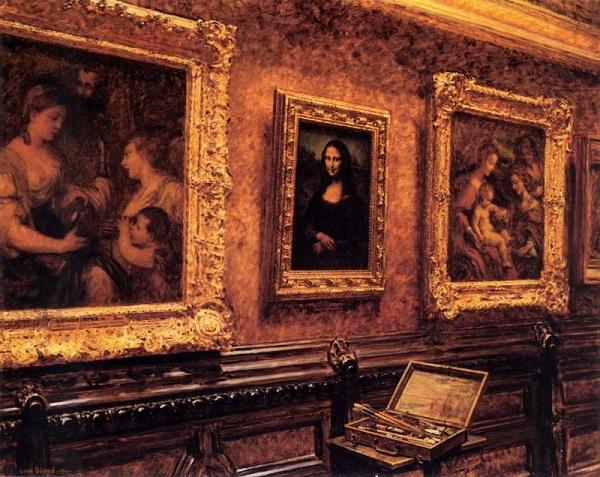 Số phận gây ám ảnh của bức tranh Mona Lisa 4