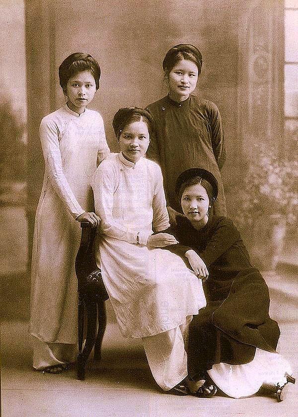 Chuẩn mực làm đẹp của phụ nữ Việt Nam thời xưa 6