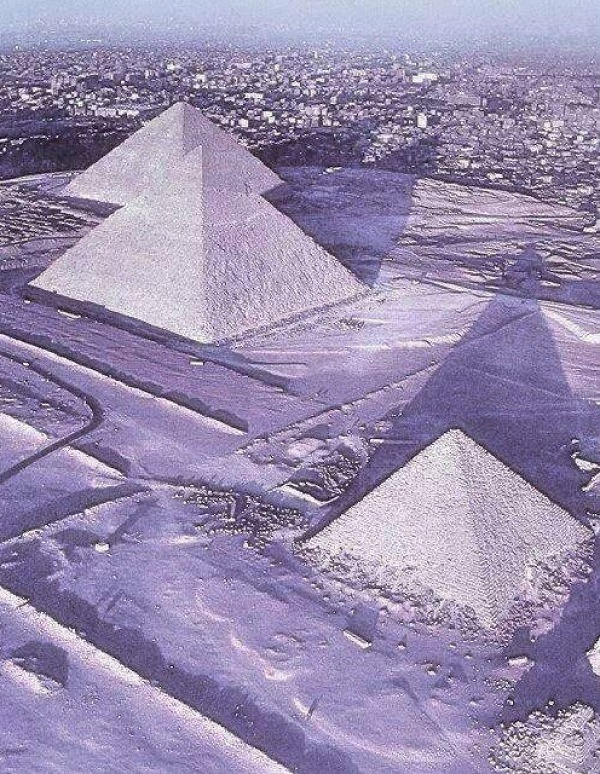 Vì sao tuyết rơi bất thường ở Việt Nam, Ai Cập và Trung Đông 1
