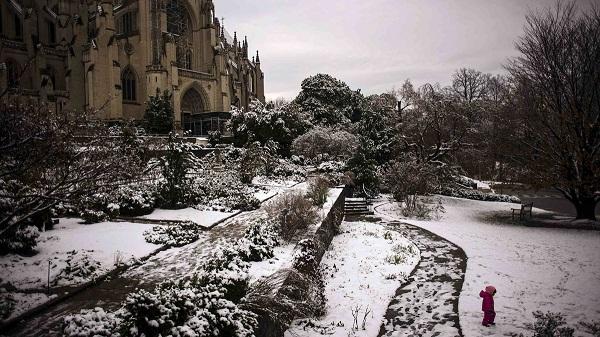 Vì sao tuyết rơi bất thường ở Việt Nam, Ai Cập và Trung Đông 3