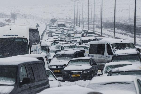 Vì sao tuyết rơi bất thường ở Việt Nam, Ai Cập và Trung Đông 4
