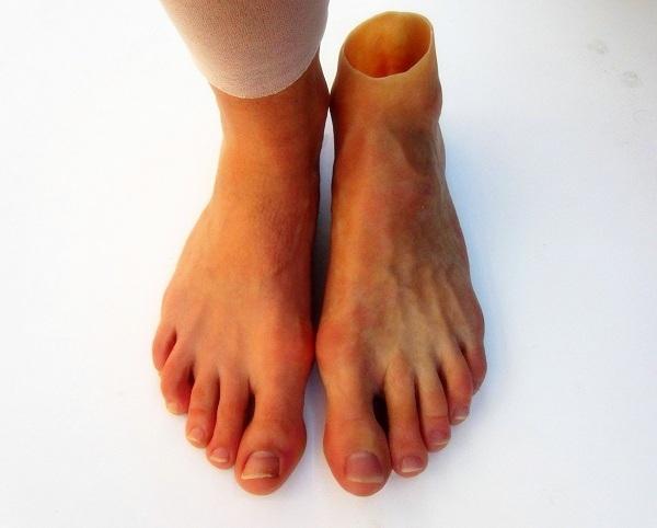 Xem quá trình sản xuất chân tay giả giống y như thật 8