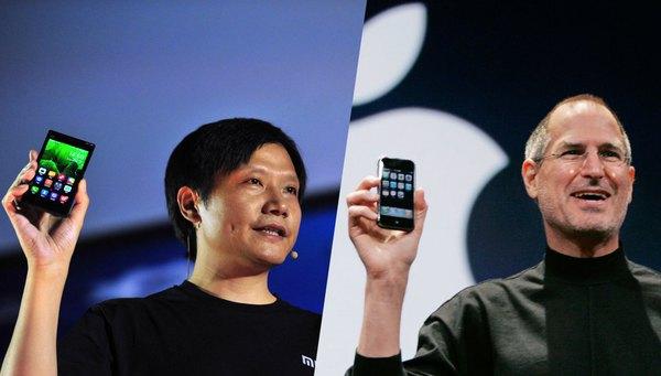 """Thông điệp Apple gửi Xiaomi: """"Nói thì rất dễ"""" 1"""