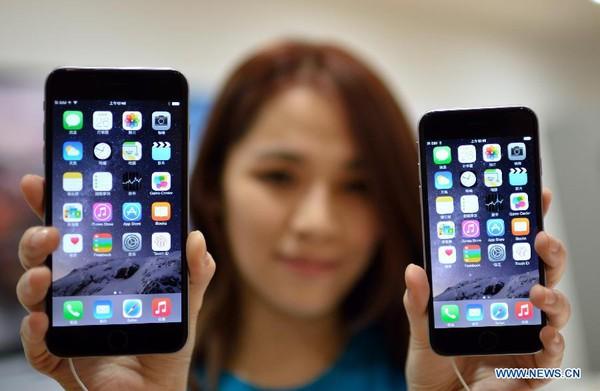 Vượt qua Mỹ, Trung Quốc trở thành thị trường bán chạy iPhone nhất 1