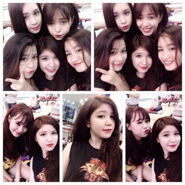 """Top 8 hot girl Việt sở hữu lượng """"follower"""" khủng trên Instagram 47"""