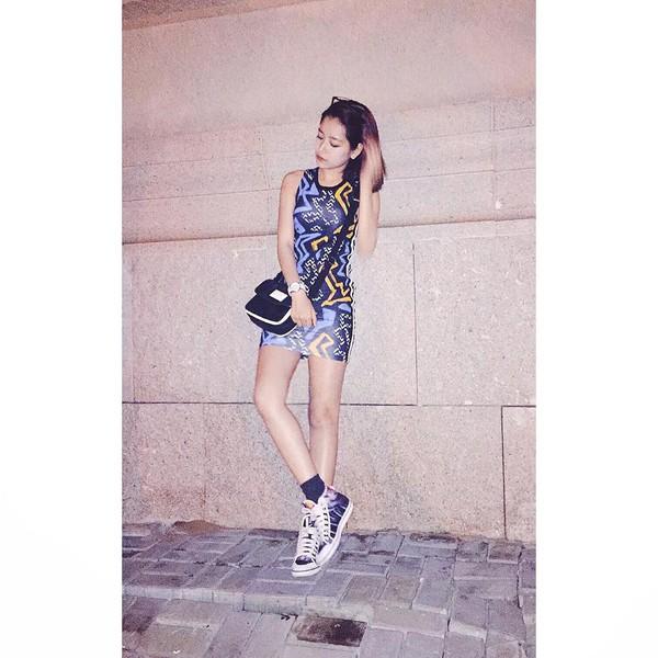 """Top 8 hot girl Việt sở hữu lượng """"follower"""" khủng trên Instagram 5"""