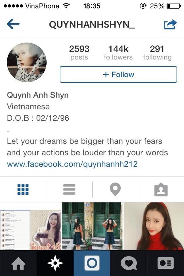 """Top 8 hot girl Việt sở hữu lượng """"follower"""" khủng trên Instagram 14"""